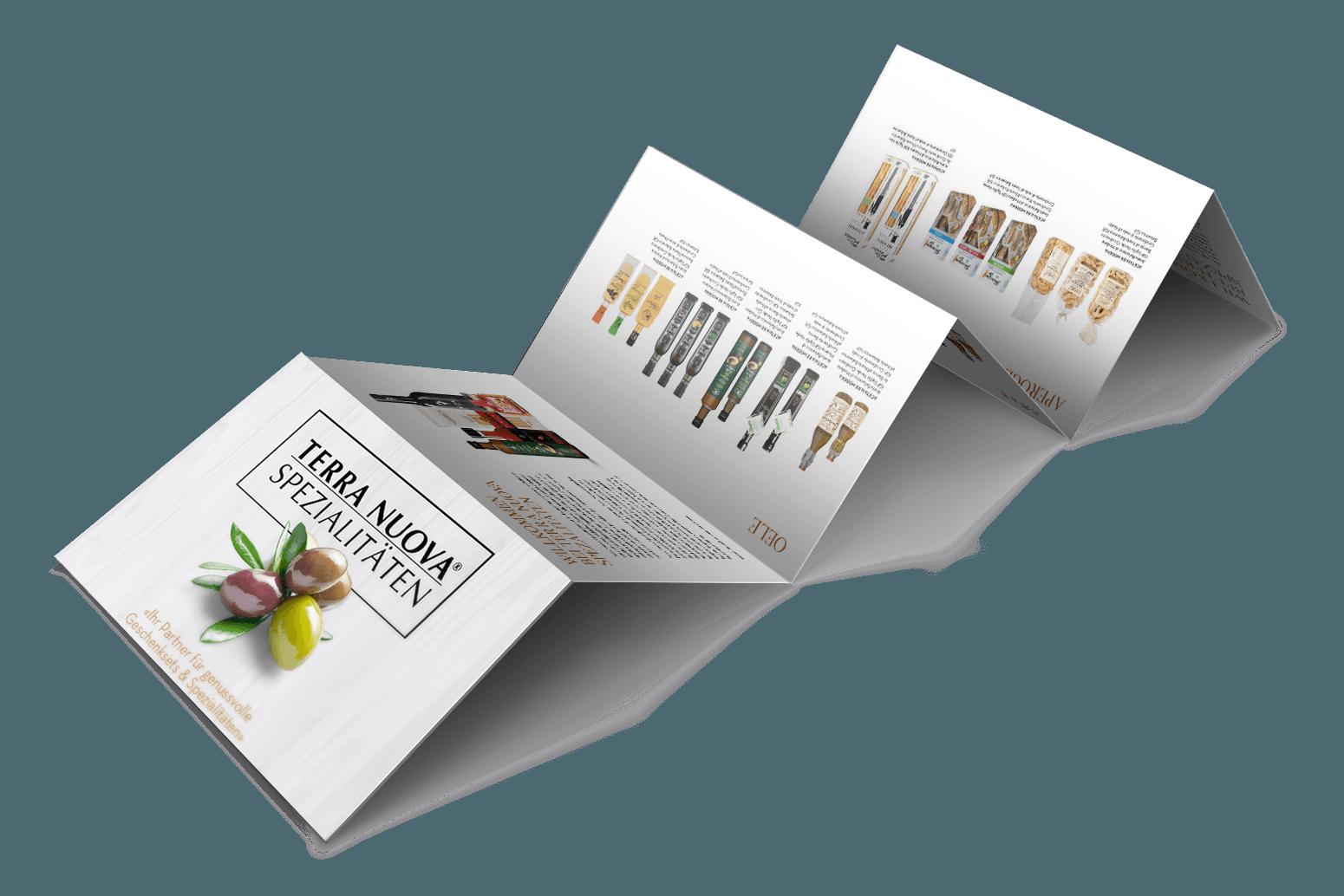 TERRA NUOVA SPEZIALITÄTEN AG –Produktübersicht