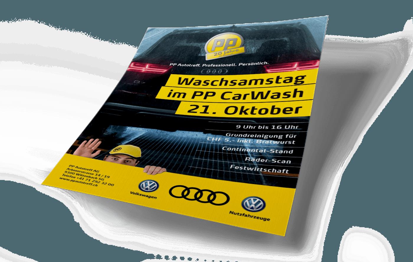 pp autotreff ag bewerbung autowaschsamstag - Continental Bewerbung