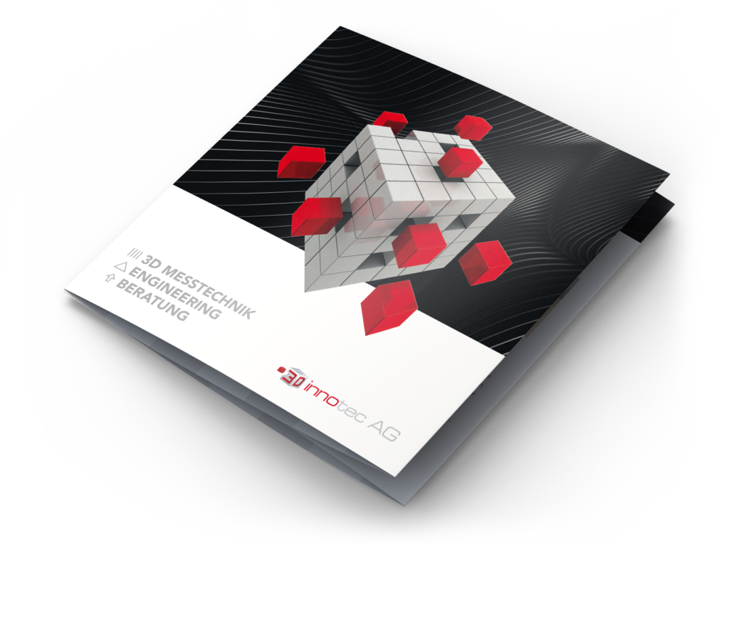 Imagebroschüre – 3D innotec AG