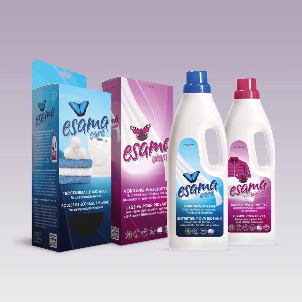 ESAMA – Spezialwaschmittel