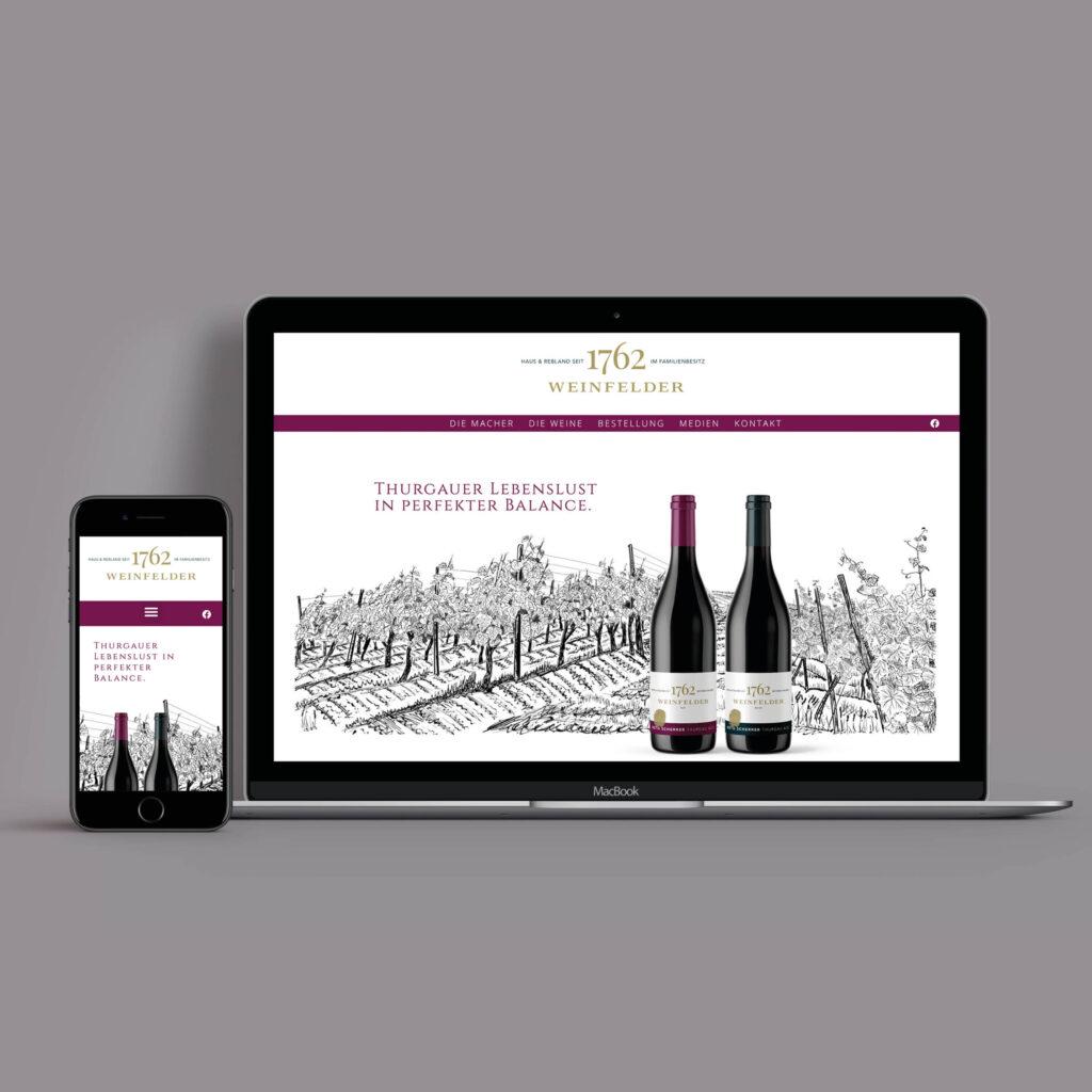 Weinfelder Wein<br>Reto Scherrer