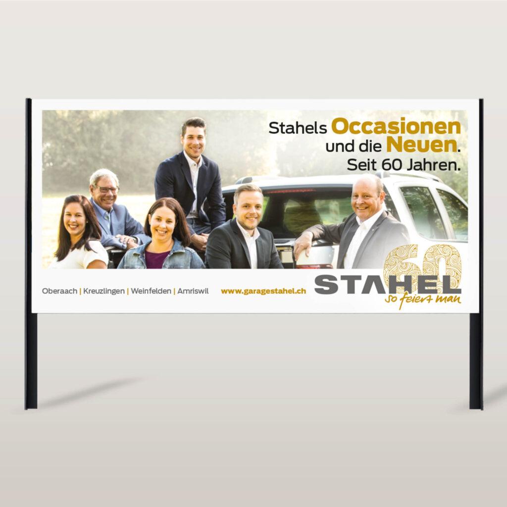Garage Stahel