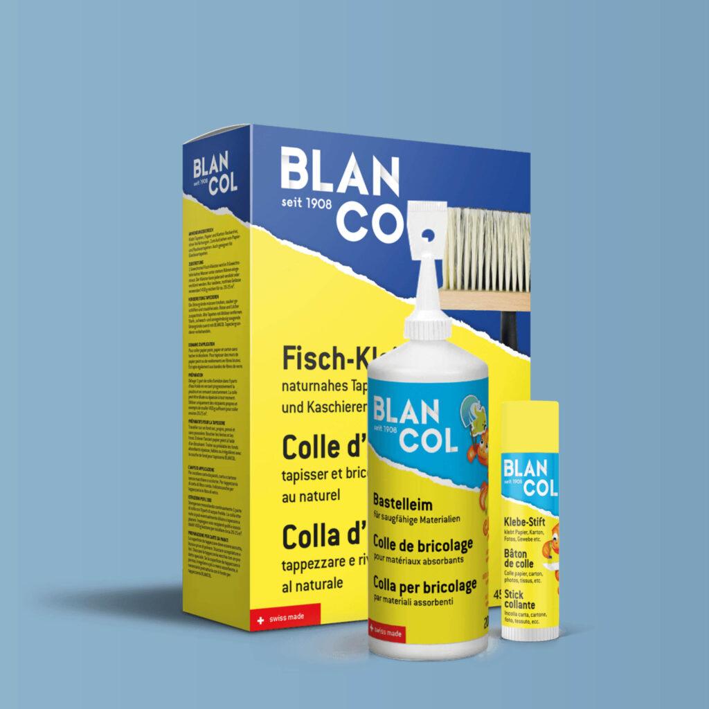 Blancol – seit 1908